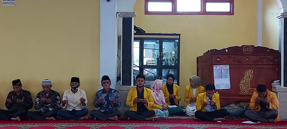 Program Ramadhan, Mahasiswa KKN STIE SAK Laksanakan MTQ Tingkat Desa