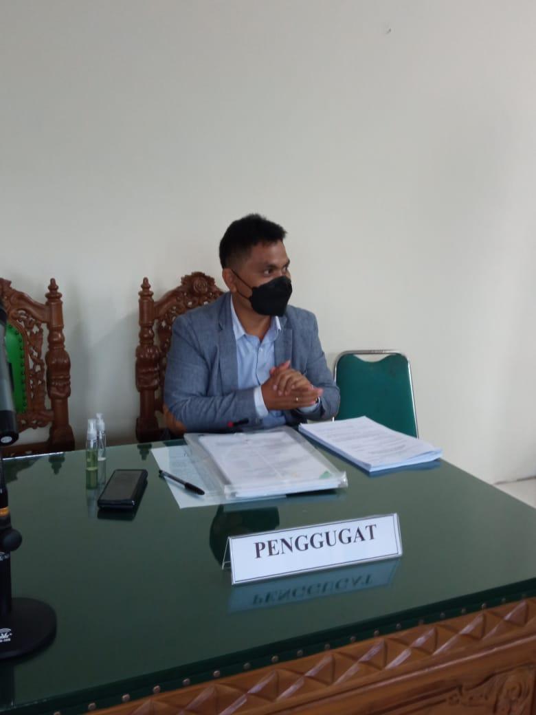 Jupryanto Purba Kecewa Terhadap Sikap Anggota DPRD Humbang Hasundutan Putra Baktiraja